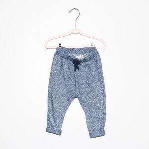 Zara Baby Sweats Blue sz 9-12 mos.